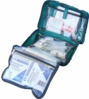 6-25 Person First Aid Kit - Soft Bag