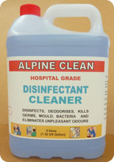 Disinfectant Cleaner - 20Litres - Green Earth