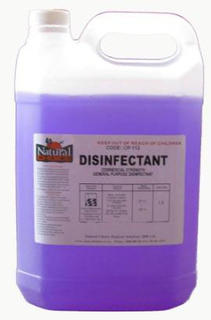Disinfectant Lavender - 5ltrs - Natural Choice