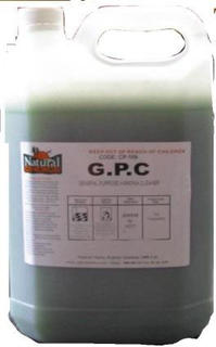 General Purpose Cleaner - 5ltr - Natural Choice