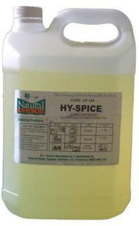 Hy Spice Sanitiser (with smell) - 5ltr - Natural Choice