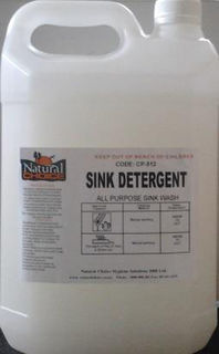 Dishwashing Sink Detergent - 20Ltrs