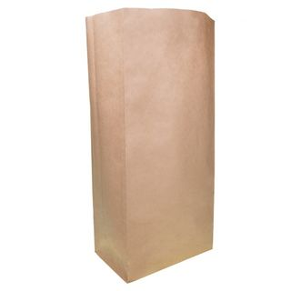 Brown Block Bottom Paper Bag No 5 Heavy Duty - UniPak