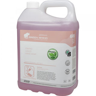 Hand Soap Liquid Economy - Green Rhino