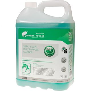 Spray & Wipe Enviro Cleaner - Green Rhino