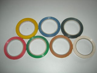 Bag Seal Tape 9 mm WHITE - Fortune