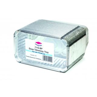 Deep Takeaway Tray Blister Pack - Confoil