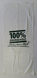 White Bin Liner 270x255x625mm - Fortune
