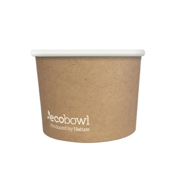 8oz Bowl Soup/Icecream - Ecoware