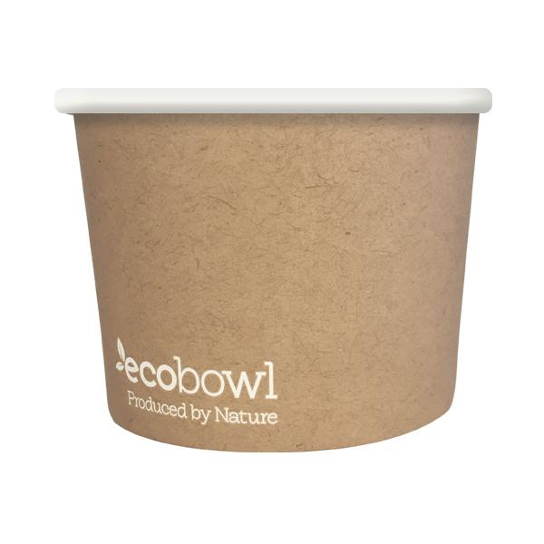 16oz Bowl Soup/Icecream - Ecoware