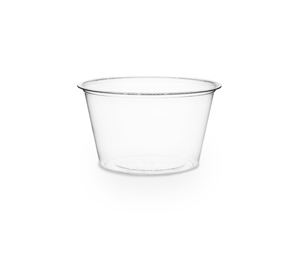 Portion Pot PLA 3oz (90ml) - Vegware