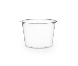 Portion Pot PLA 4oz (120ml) - Vegware