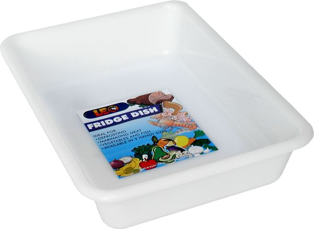 Fridge Dish Plastic 3Ltr