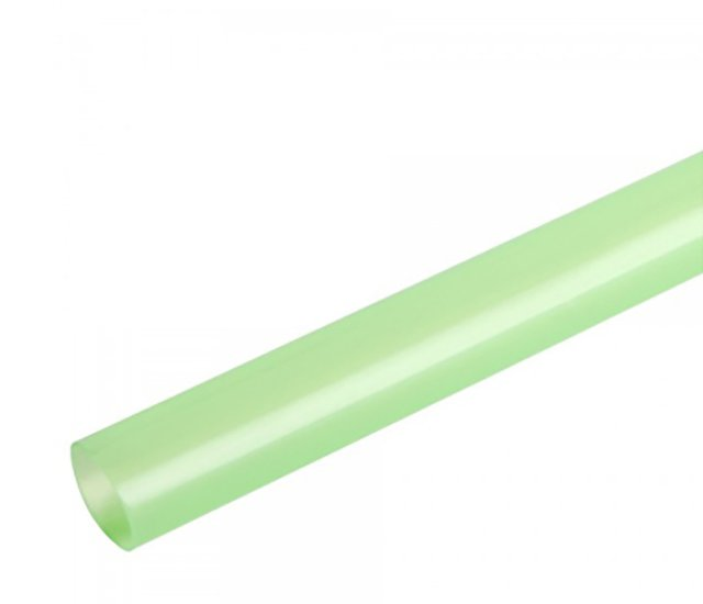 Green Jumbo Straw PLA 8
