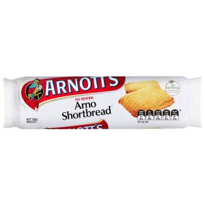 Arnotts Biscuits Arno Shortbread 250g