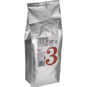 Jeds No 3 Plunger / Filter Coffee 1kg