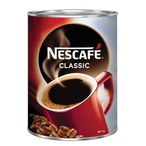 Nescafe 1kg Tin Classic Granulated Instant Coffee