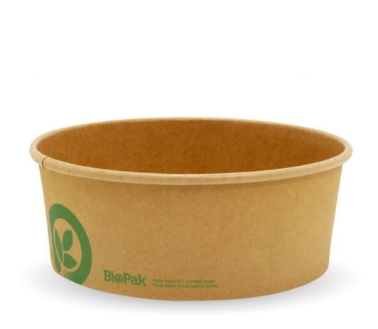 1300ml extra large bio bowl - BioPak